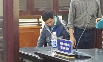 Bác sĩ Lương đã dùng quyền im lặng tại tòa.