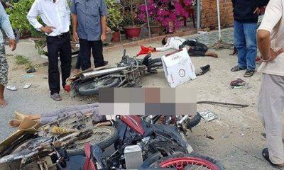 Vụ tai nạn khiến ít nhất 1 người chết và 5 người bị thương trong vụ tai nạn này