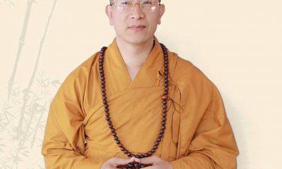 Đại đức Thích Trúc Thái Minh, trụ trì chùa Ba Vàng