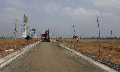 """Theo các """"cò"""" đất tại Đà Nẵng, giá đất tại nhiều dự án trước đây chỉ dao động 1,3 đến 1,5 tỷ đồng/lô nhưng sau Tết đã được đẩy thêm khoảng 2 tỷ đồng/lô."""