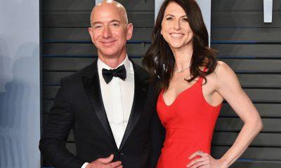 Jeff Bezos và MacKenzie Bezos ký thoả thuận ly hôn hôm 4.4. Ảnh: Billboard