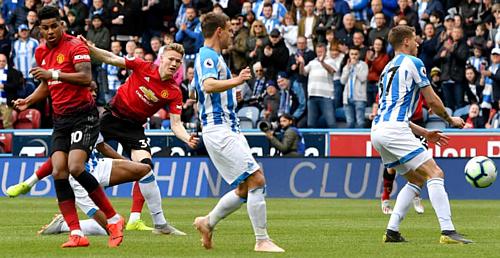Huddersfield 1-1 M.U