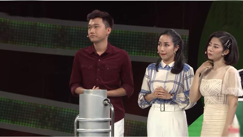 Xuân Nghị, Mai Phương, Ốc Thanh Vân tham gia trò chơi